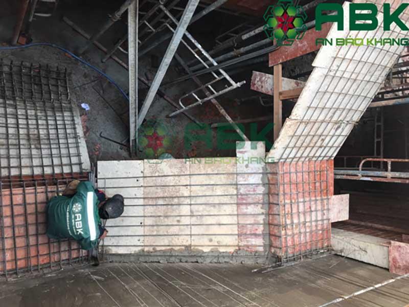 Sửa chữa nhà nâng tầng tại các quận TP HCM
