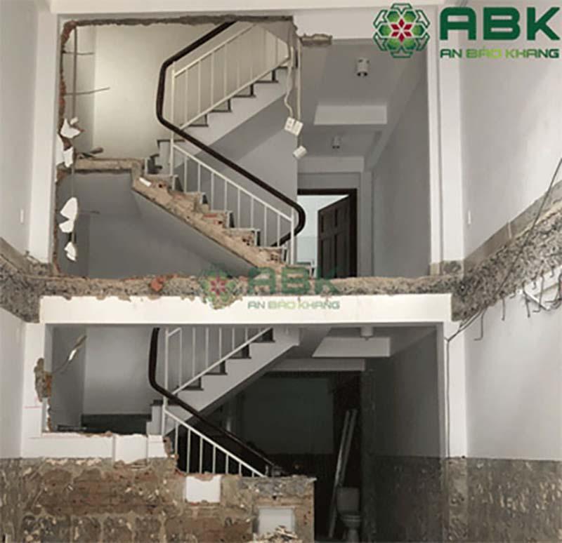 sửa chữa nhà phố 3 tầng đẹp Quận 8