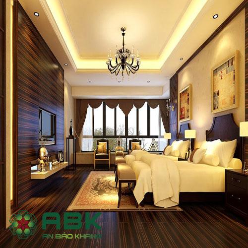 Nội thất phòng ngủ khách sạn cao cấp ưa chuộng nhất hiện nay