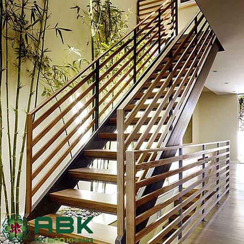Những mẫu thiết kế cầu thang nhà phố hiện đại