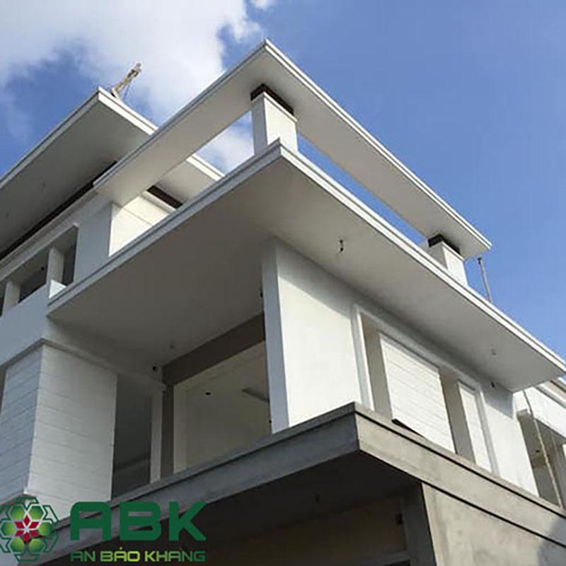 Sửa chữa nhà trọn gói nâng tầng Biệt thự Huyện Bình Chánh