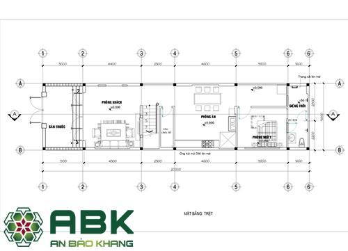 Công ty chuyên thiết kế thi công xây dựng nhà