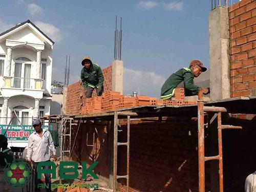 Công ty xây dựng nhà tại Quận 2