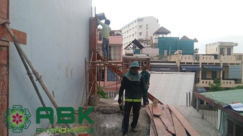 Công ty xây dựng nhà tại Quận Tân Phú