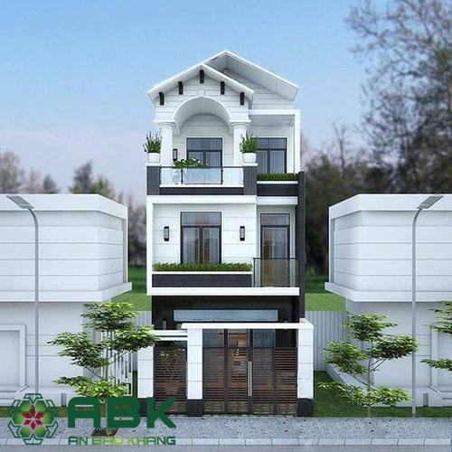 Công ty xây dựng nhà tại Quận Tân Phú uy tín chuyên nghiệp