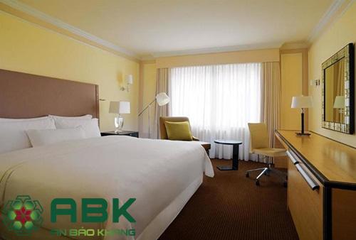 khách sạn 6 tầng đẹp mang phong cách châu âu