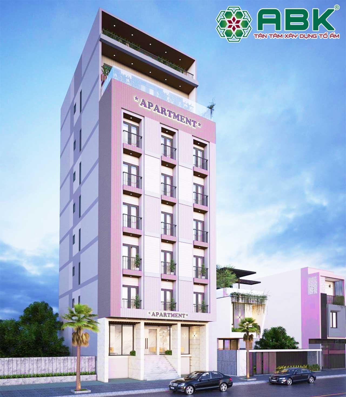 Ngắm nhìn khách sạn 3 sao cao cấp phong cách hiện đại