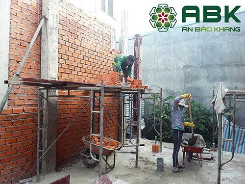 xây nhà phố