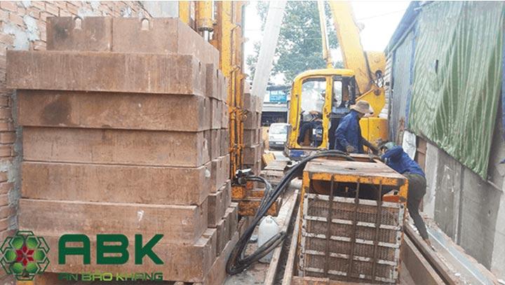 Xây dựng nhà trọn gói 4 tầng 4x18m