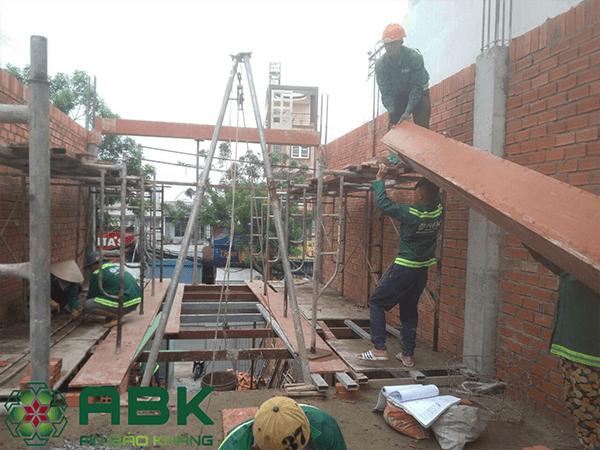 Sửa nhà nâng tầng trọn gói Quận Gò Vấp Tp. HCM