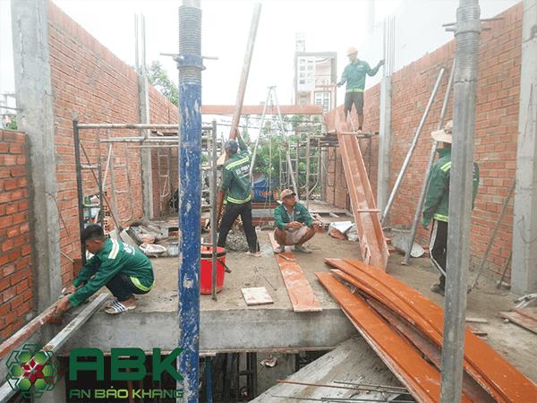 giá xây dựng nhà trọn gói tại Thủ Đức