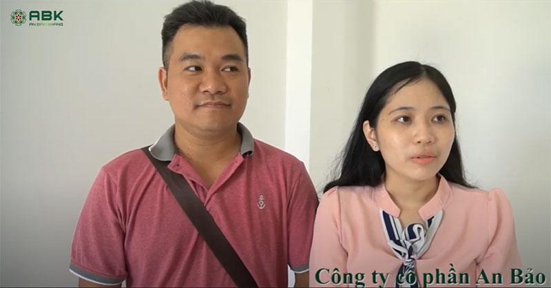 Nhận xét về công ty An Bảo Khang của gia đình Chị Trinh| Xây nhà trọn gói