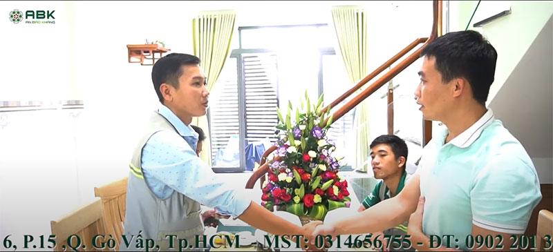 Nhận xét về An Bảo Khang của anh Nhân- Quận 12, Tp. HCM