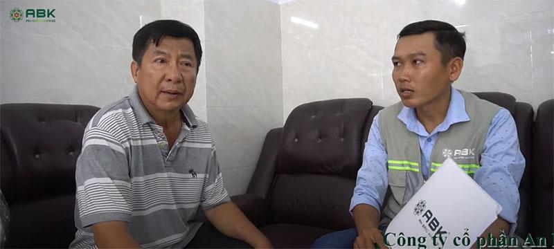 Đánh giá của anh Dũng- Quận Tân Phú | Xây nhà trọn gói