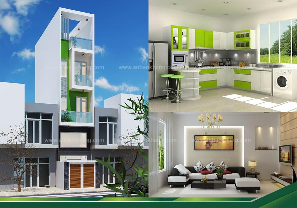 Tại sao giá xây nhà diện tích nhỏ lại cao