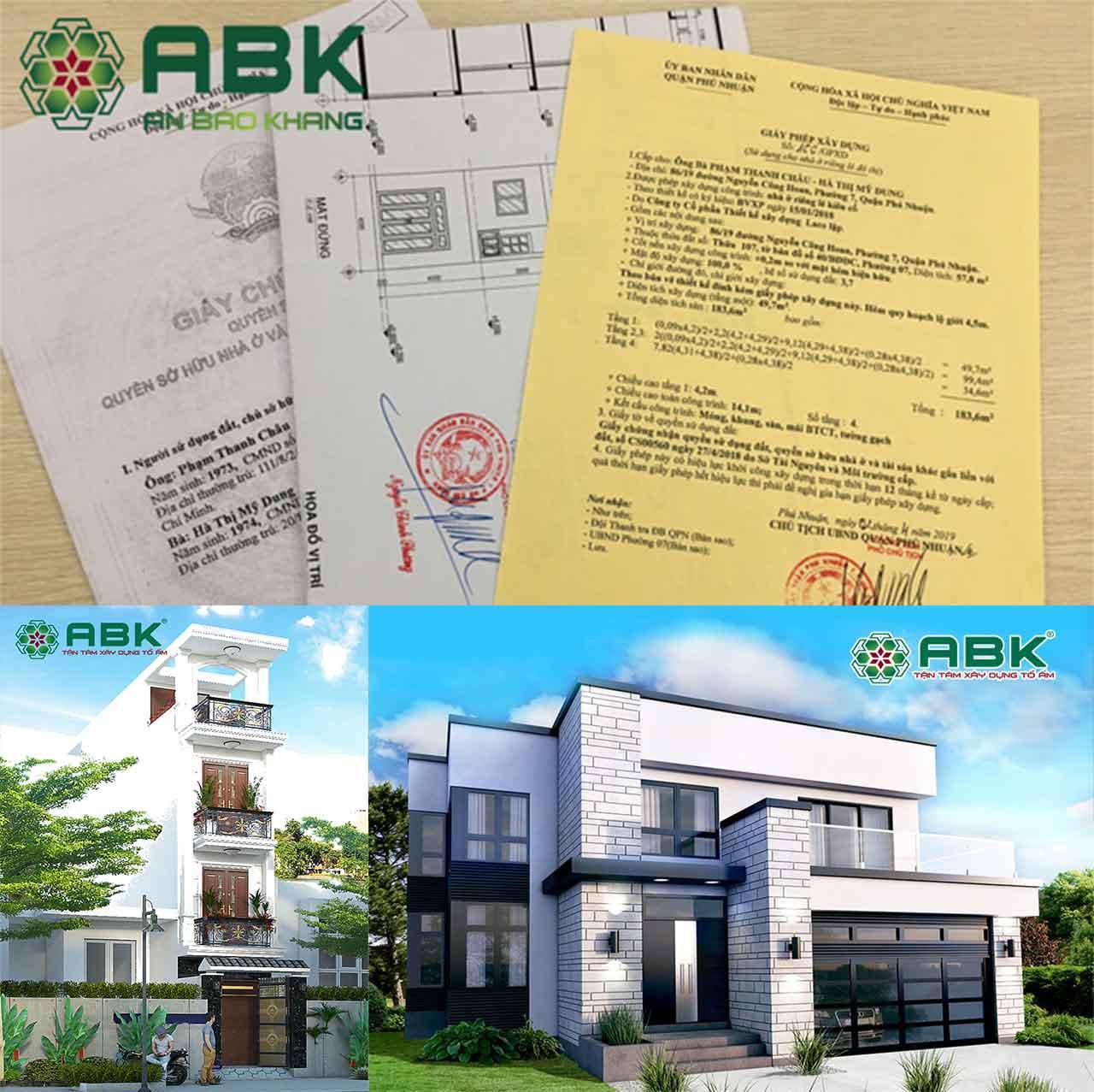 Xin giấy phép xây dựng nhà ở Tp.HCM