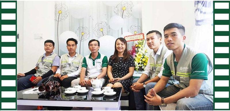 Xây nhà trọn gói quận Gò Vấp – Gia đình chị Trang