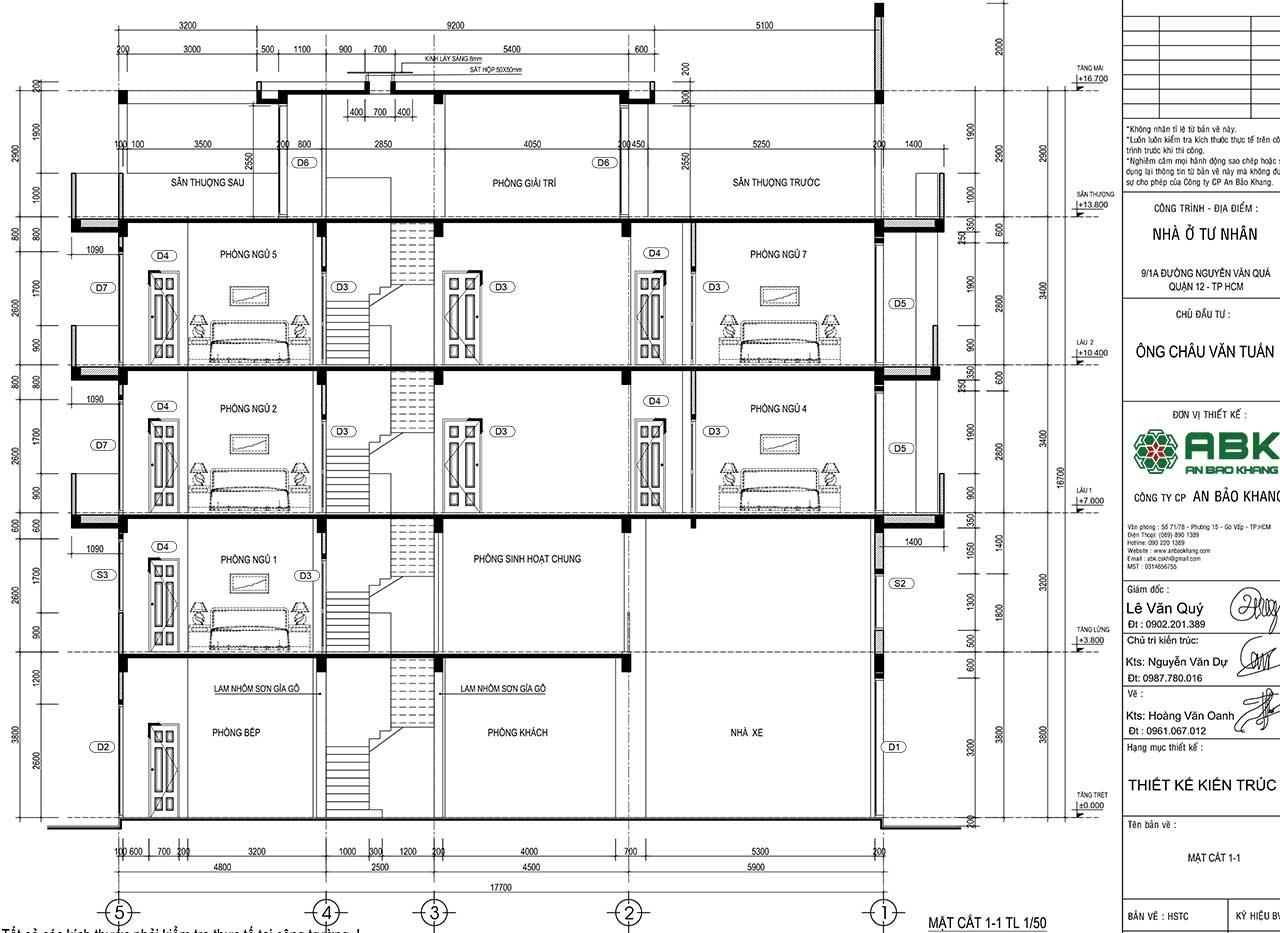 chi phí thiết kế nhà