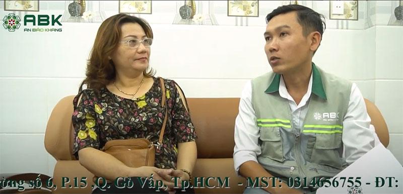 Sửa nhà nâng tầng trọn gói quận 6 – Gia đình chị Trinh