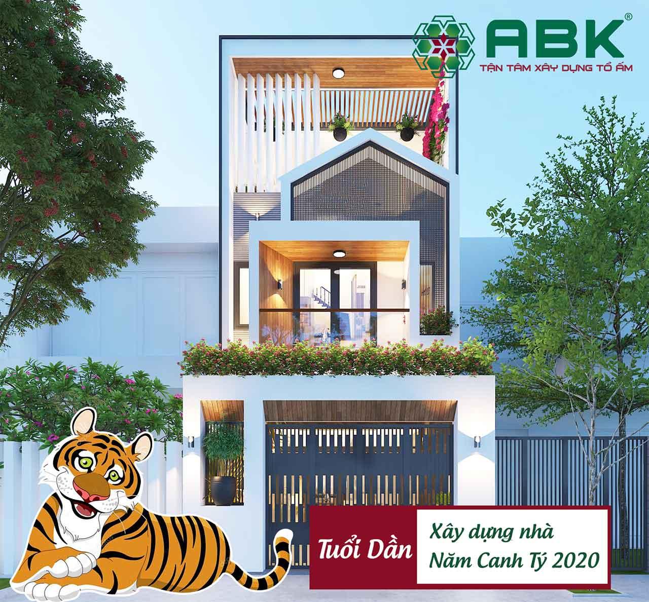 Những năm sinh nào xây nhà phù hợp vào năm 2020