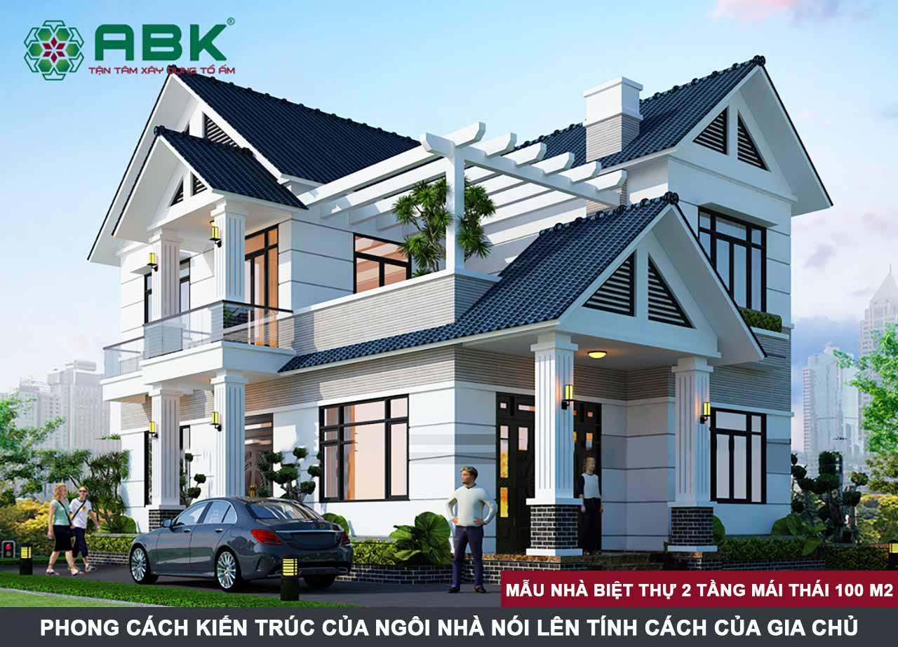 Đơn giá thiết kế xây dựng nhà biệt thự
