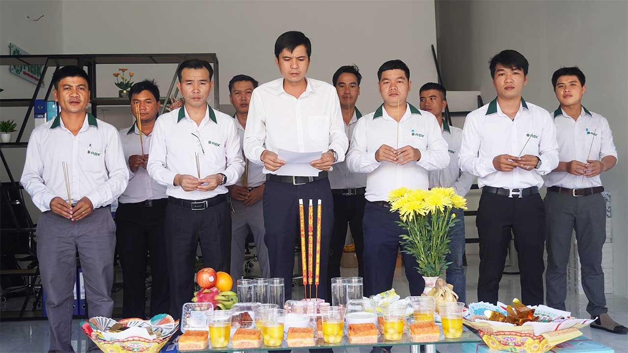 An Bảo Khang khai trương văn phòng 2 tại quận 9