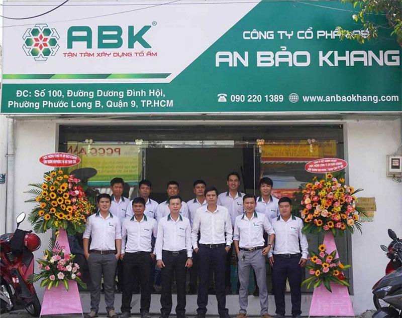 Giới thiệu về thương hiệu công ty An Bảo Khang