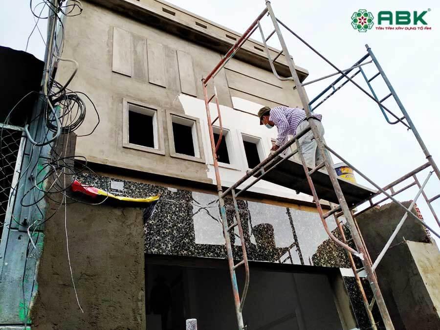 Sửa chữa nhà ở anh Cường quận 12