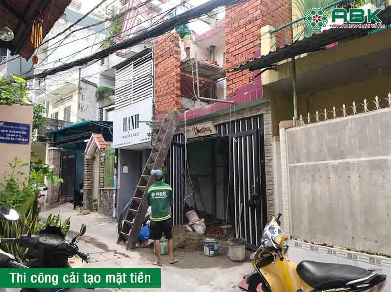 sửa nhà trọn gói quận Gò Vấp