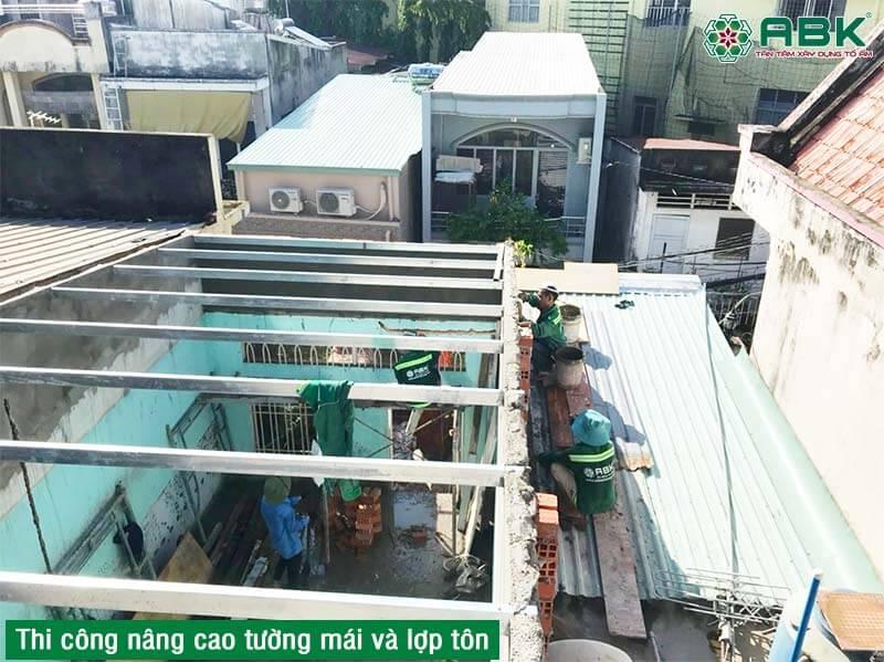Sửa chữa nhà giá rẻ tại quận Gò Vấp