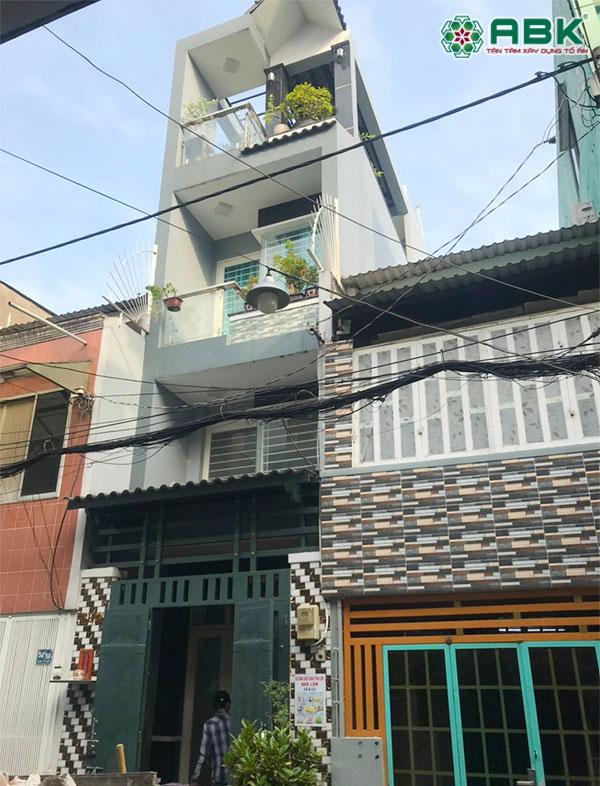 Sửa chữa nhà trọn gói quận 11 – Anh Sơn