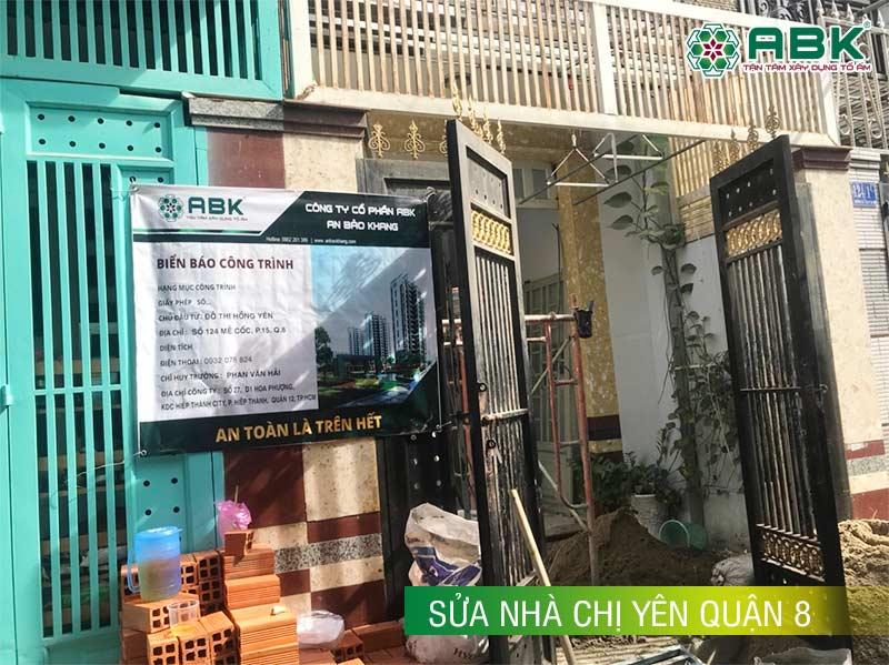 Khởi công 3 công trình sửa nhà đón Tết Tân Sửu 2021