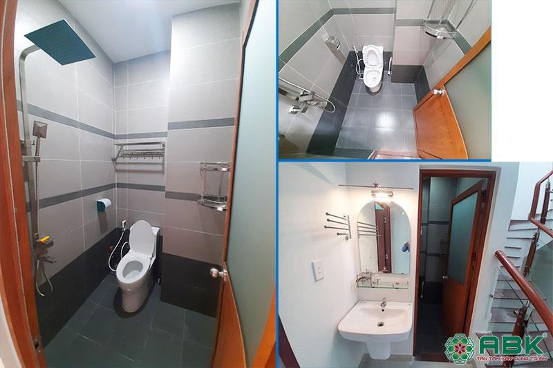 Nội thất thiết bị nhà vệ sinh