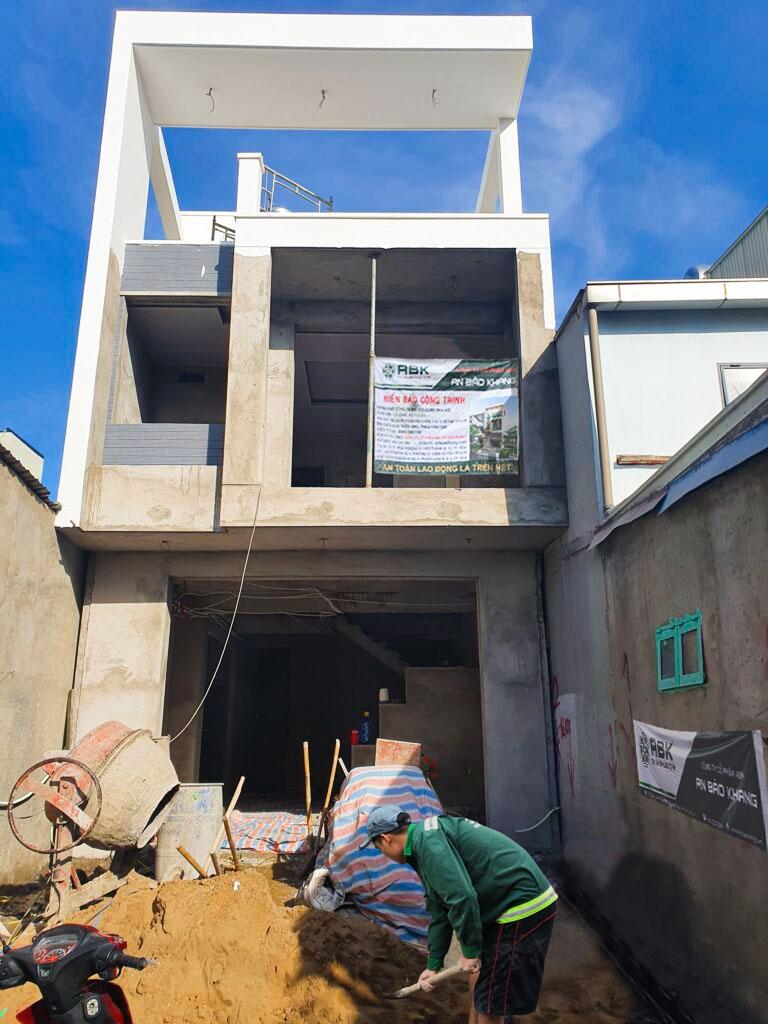 Hình ảnh hoàn thiện nhà chị Linh tại Quận 7