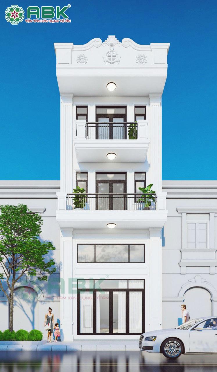 Đơn giá thiết kế nhà ở Bình Dương