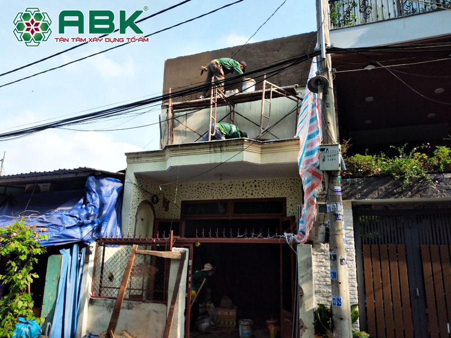 Sửa chữa nhà trọn gói – Sửa nhà anh Tuấn Quận 12