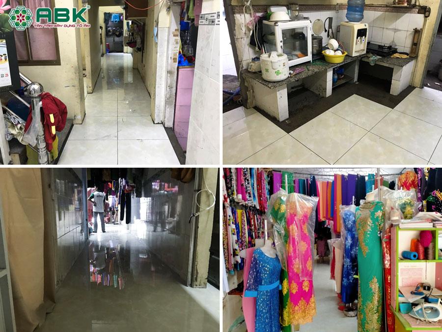 Sửa chữa cửa hàng thời trang ở Huyện Bình Chánh